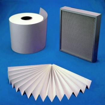 фильтровальная бумага белая лента