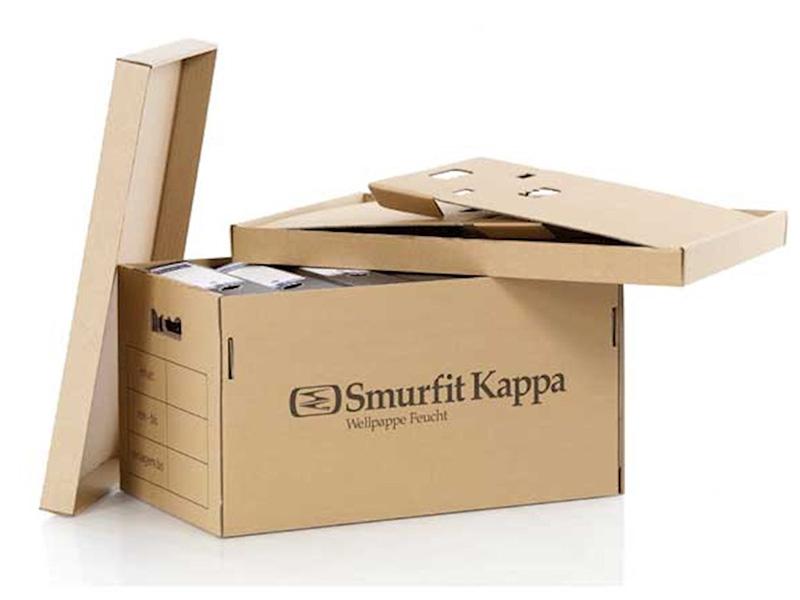 """Палітурний картон """"SMURFIT KAPPA WREXEN"""""""