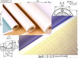 Новое поступление масштабно-координатной бумаги