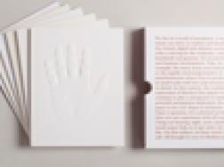 Рекламная кампания от Arctic Paper шесть чувств от Munken Design