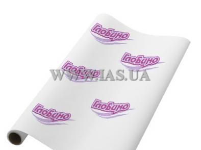 Пергаментная бумага с логотипом