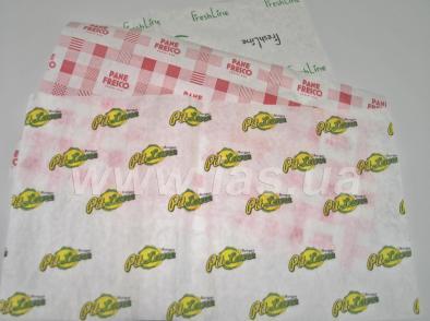 Жиро вологостійкий (пергаментний) папір Flex-Top