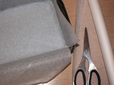 Бумага пергаментная Flex Top для противиней