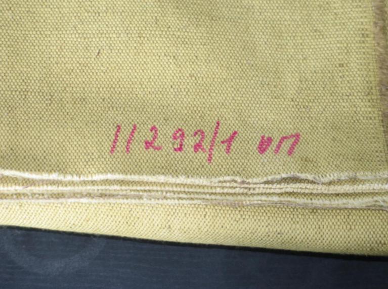Парусина полульняная арт. 11292/1 ОП