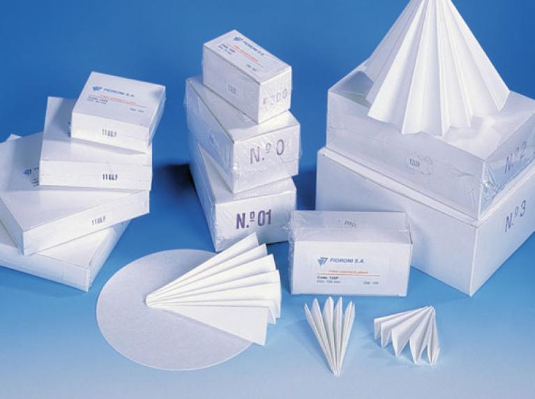 Бумага фильтровальная лабораторная
