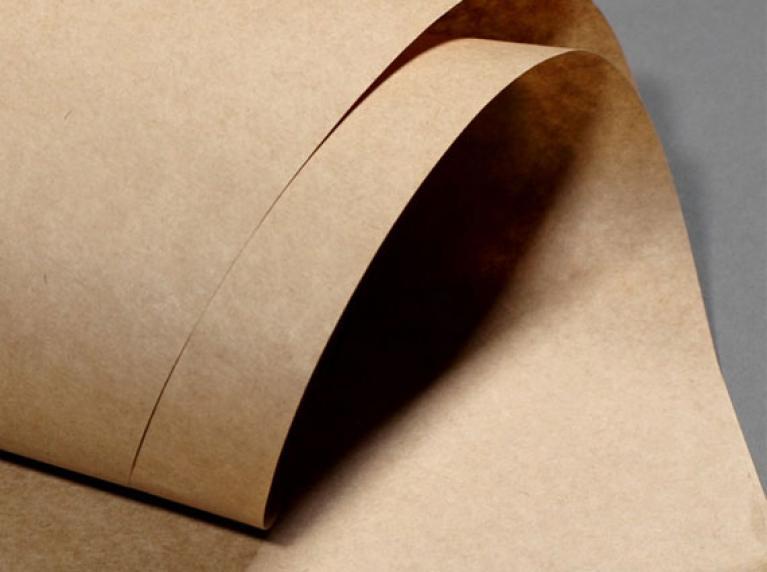 Крафт-бумага в рулонах и листах