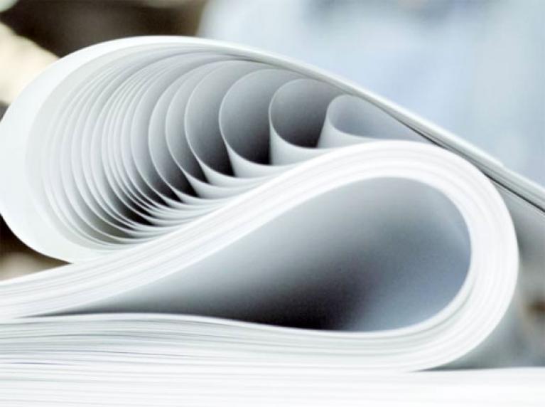 Папір та картон для поліграфії
